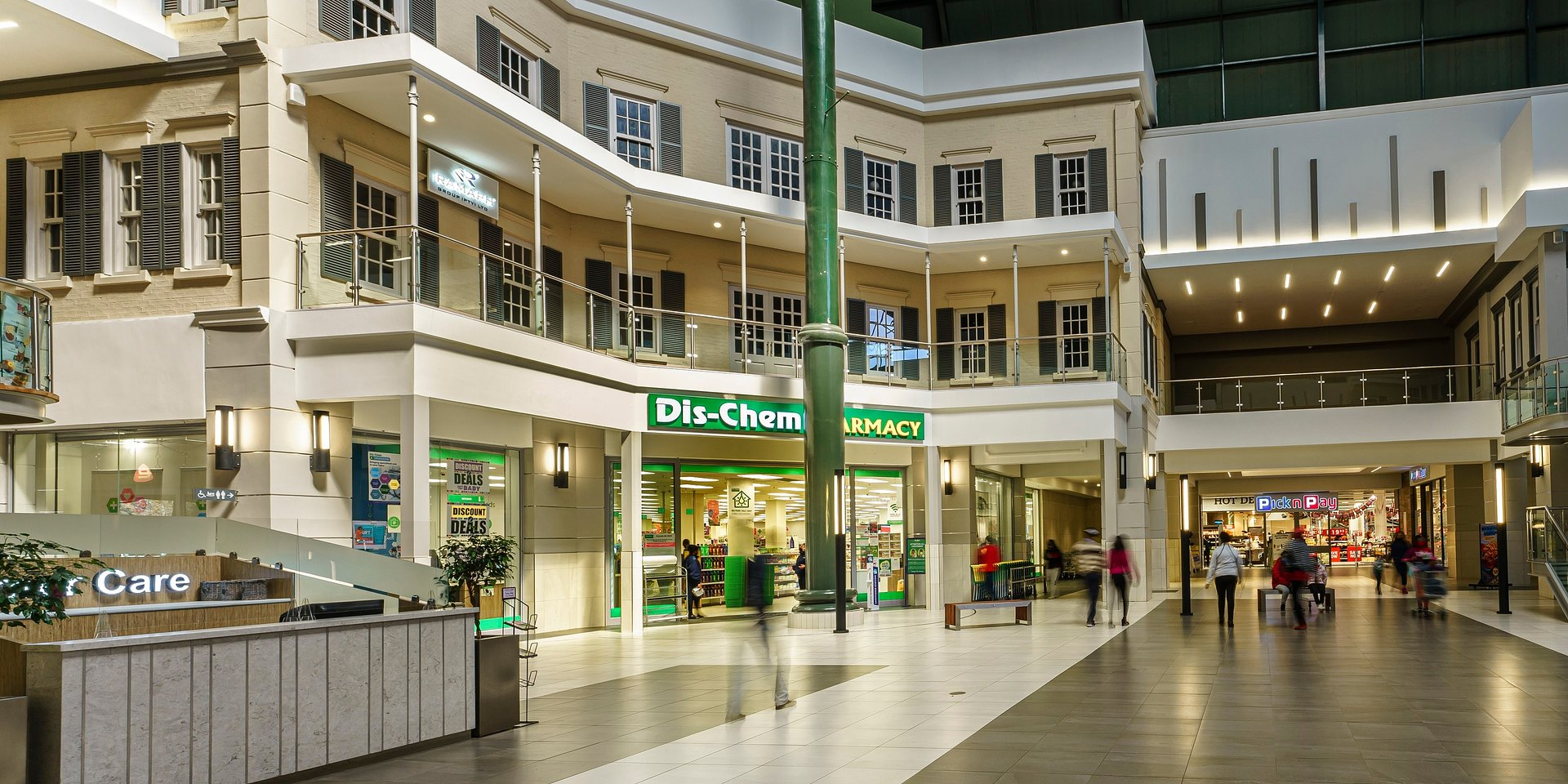 Growthpoint completes major upgrade at Lakeside Mall and welcomes Pick n Pay and Dis-Chem
