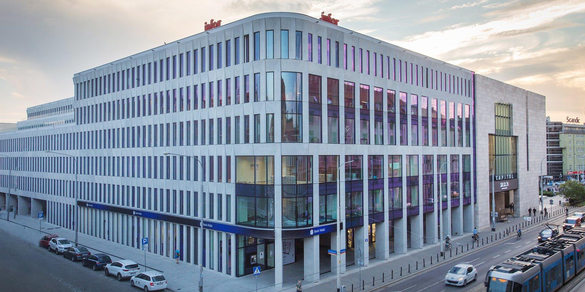 Pół miliona metrów kwadratowych w zarządzaniu Globalworth