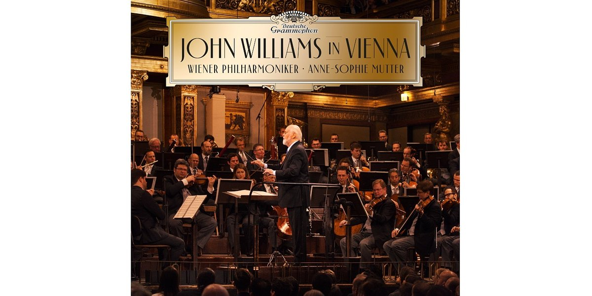 "Album ""John Williams in Vienna"" już dostępny"