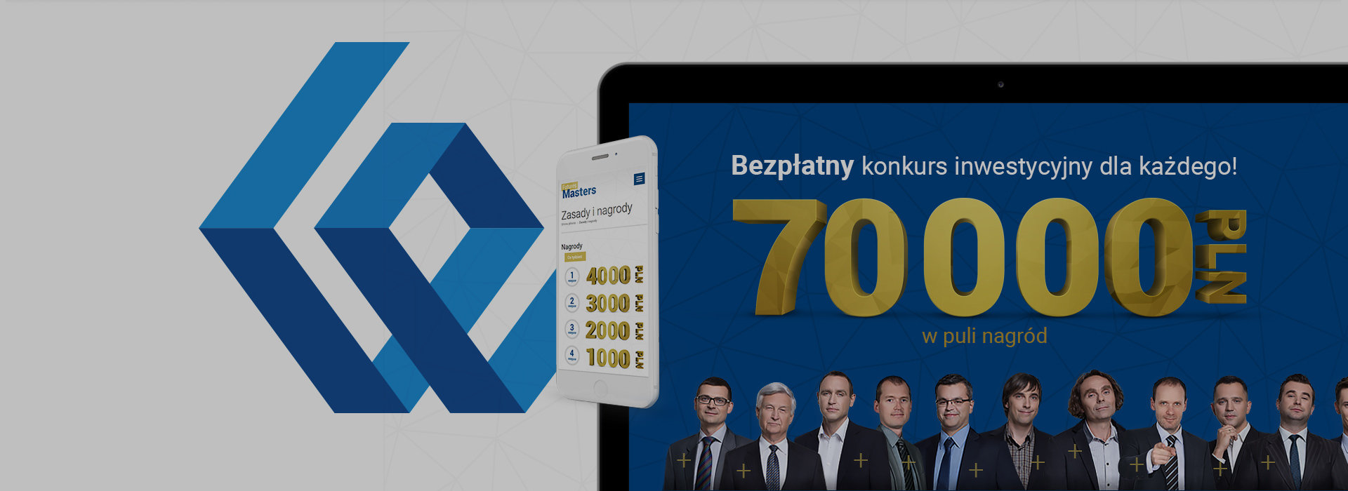 Warsaw Stock Exchange - nation wide campaing and online contest for investors&nbsp;<br>