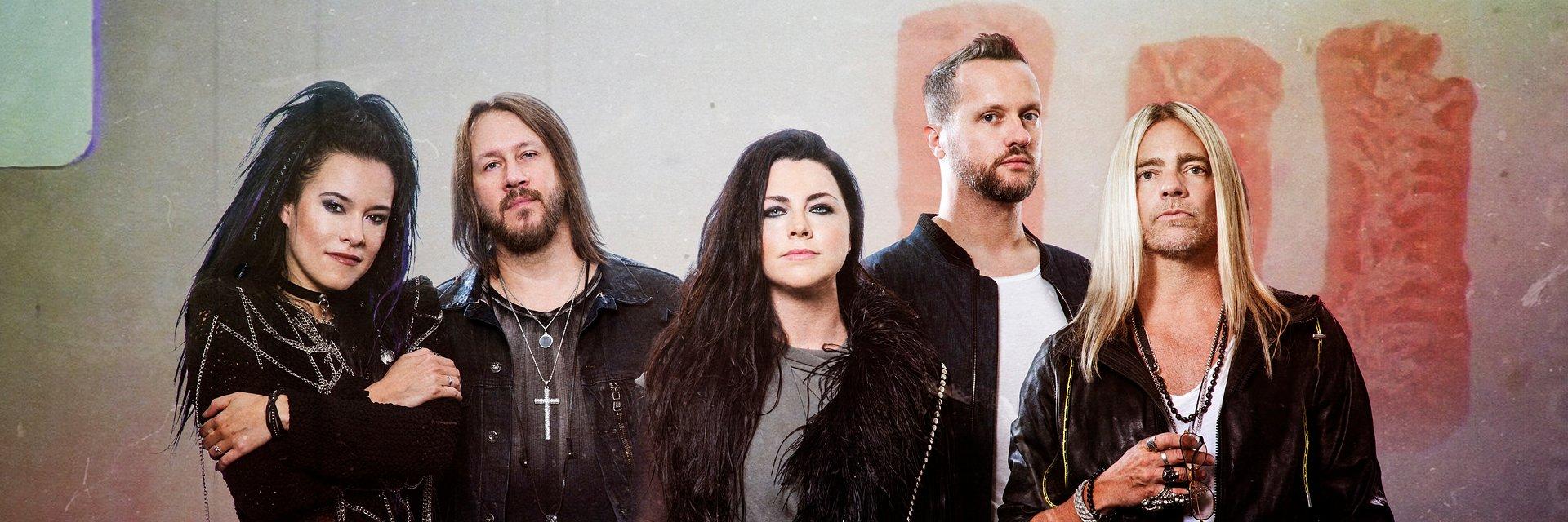 Evanescence namawiają Amerykanów do głosowania