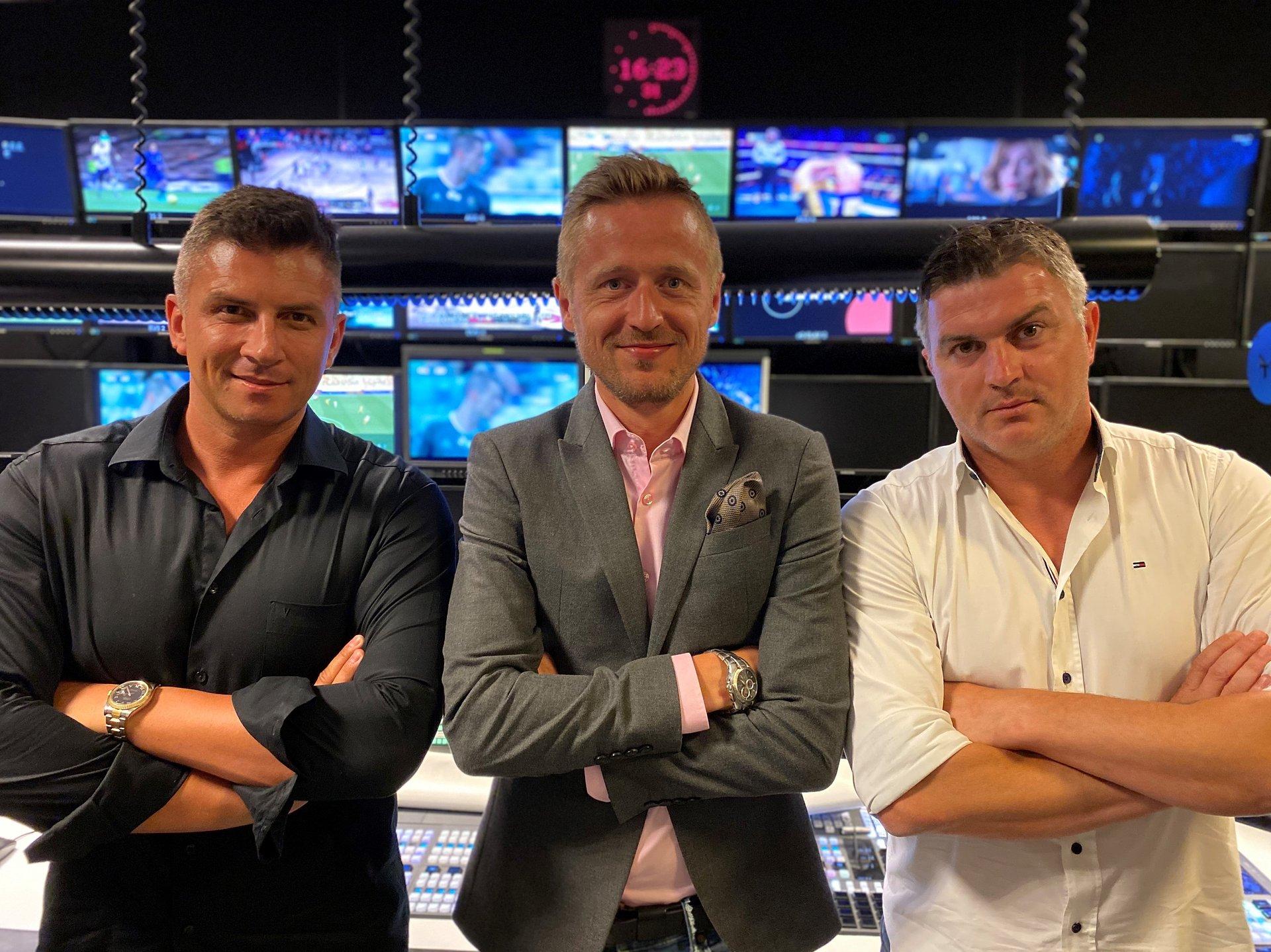 Mateusz Borek i Michał Żewłakow dołączają do redakcji sportowej CANAL+!
