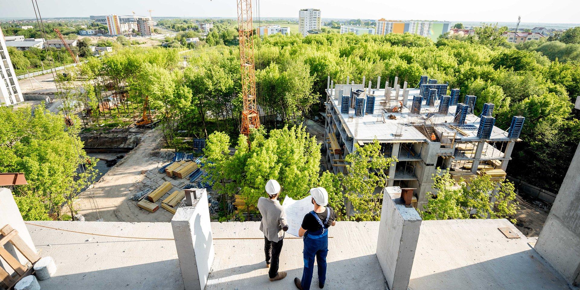 USA: budowictwo mieszkaniowe powyżej poziomów z 2019