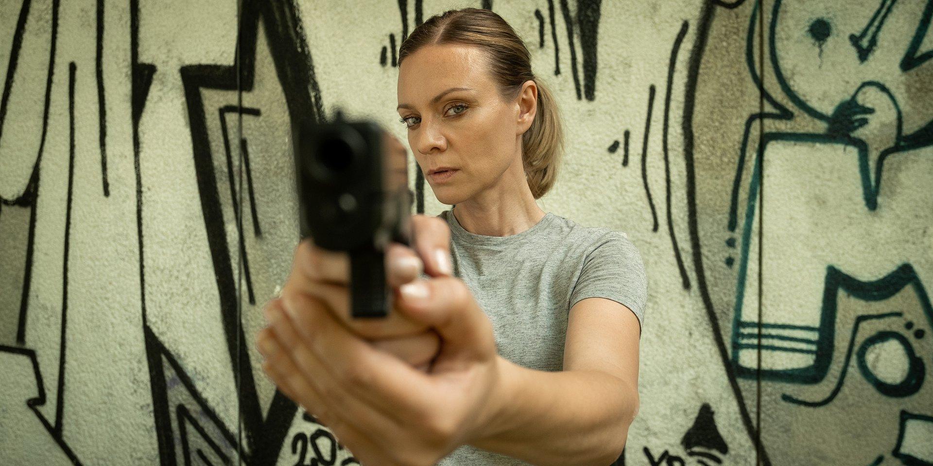 Magdalena Boczarska w nowej produkcji Player Original