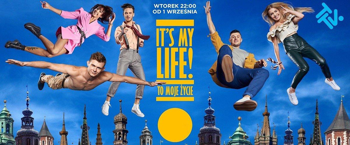 """""""It's my life! To moje życie"""" nowym reality TTV"""