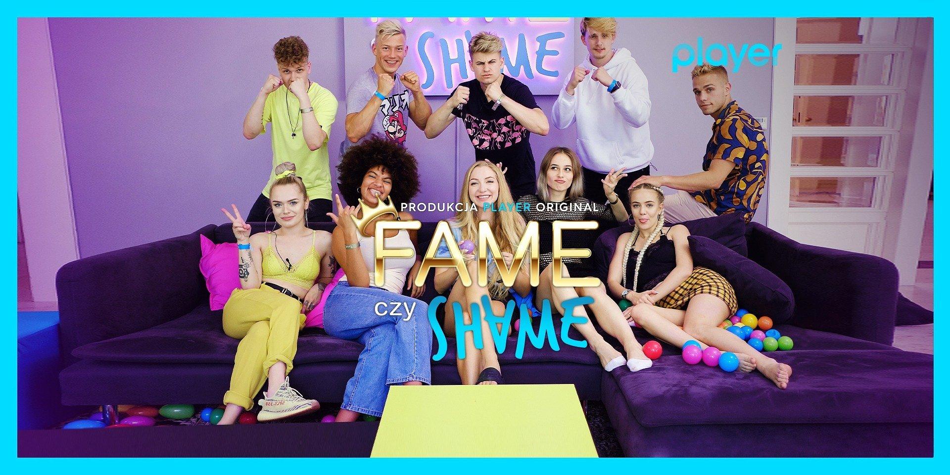 """Finał """"FAME czy SHAME"""" już 19 sierpnia w Playerze! Kto zgarnie wyjątkową nagrodę?"""
