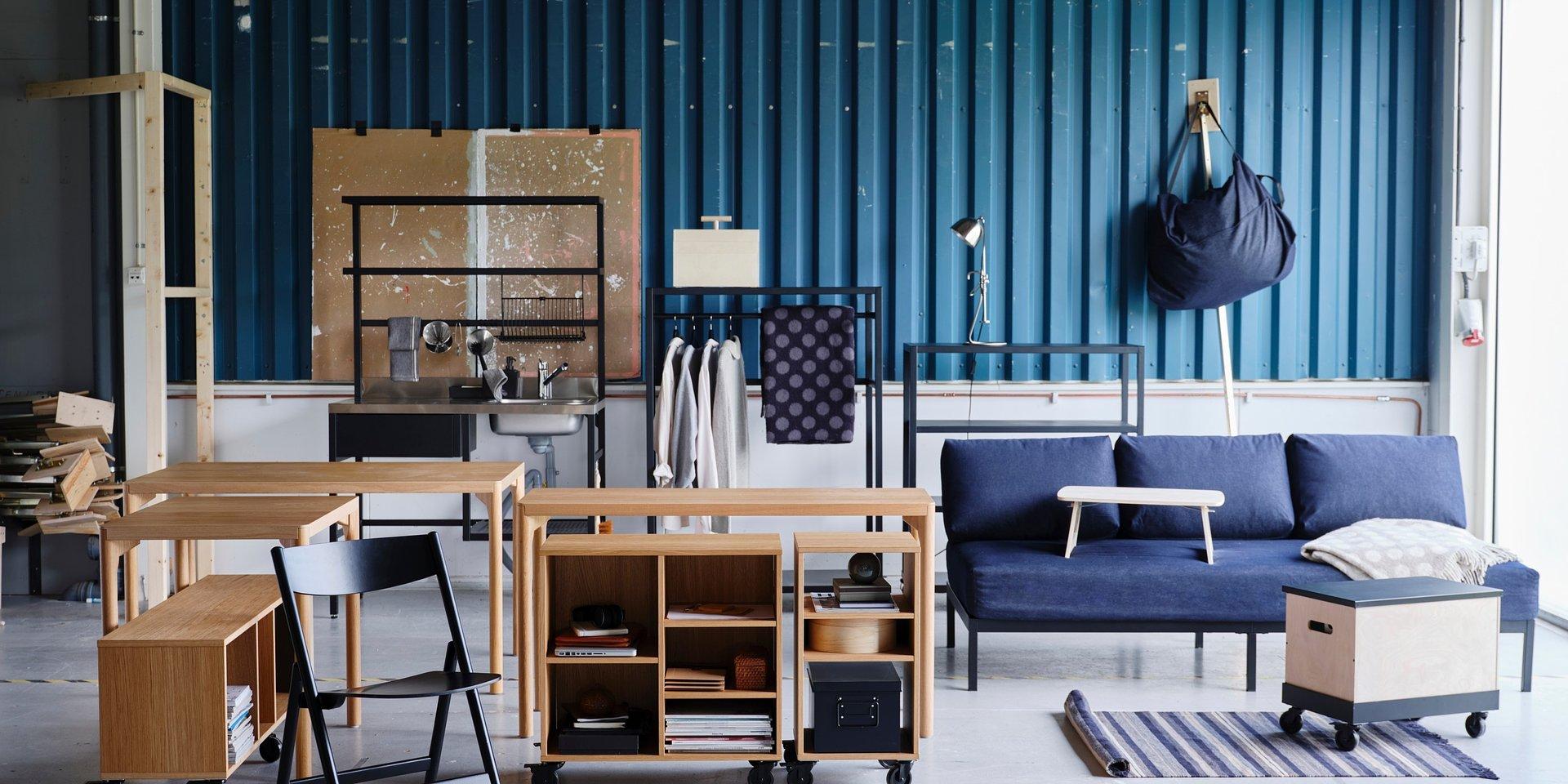 Kolekcja RAVAROR od IKEA – dla tych, którzy cenią sobie swobodę wyboru!