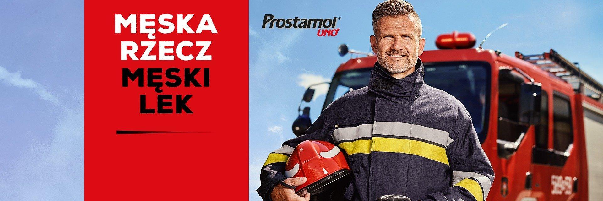Nowa kampania telewizyjna leku Prostamol® UNO od Hand Made