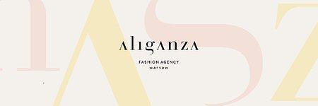 ALEXANDRA ALIŃSKA W ALIGANZA FASHION AGENCY