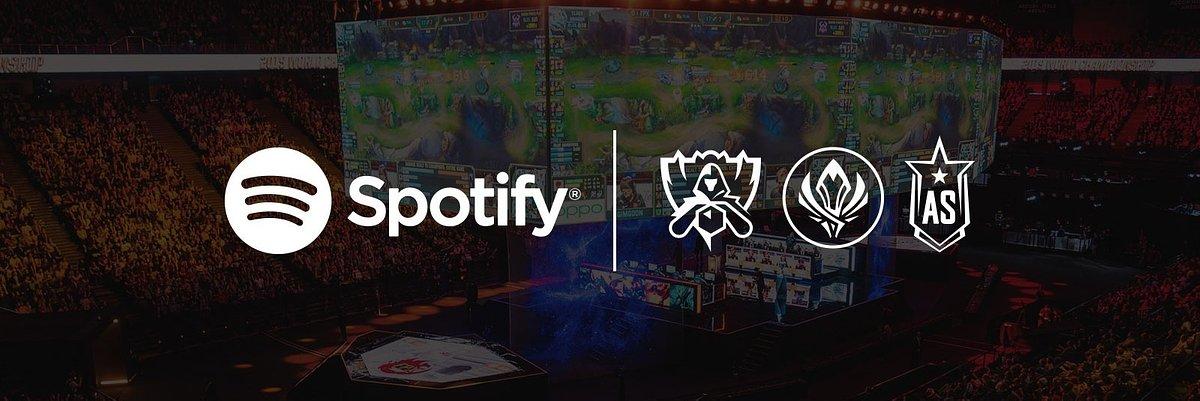 League of Legends:              Riot Games und Spotify starten offizielle E-Sports Partnerschaft