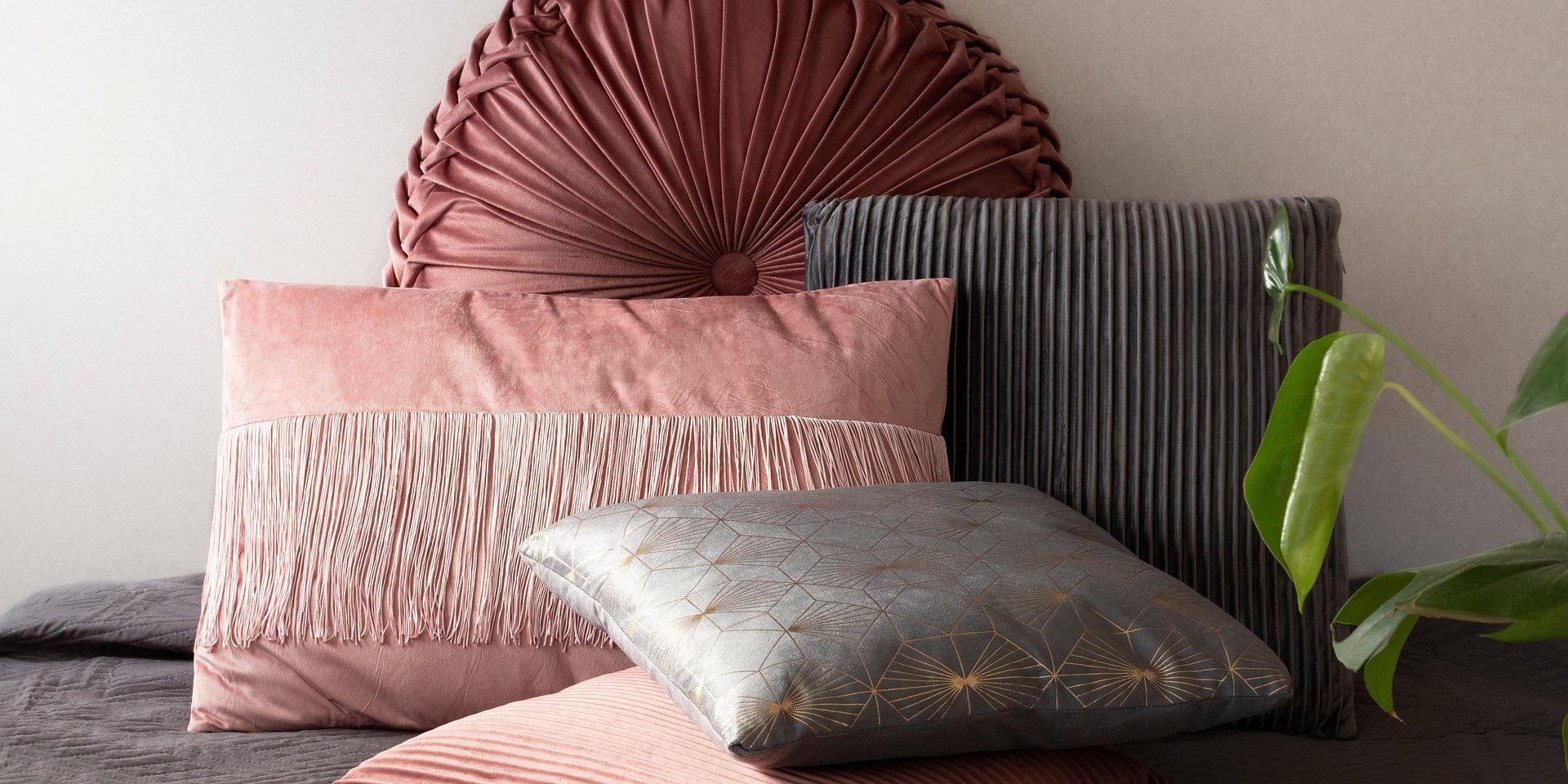 Nowa kolekcja poduszek dekoracyjnych