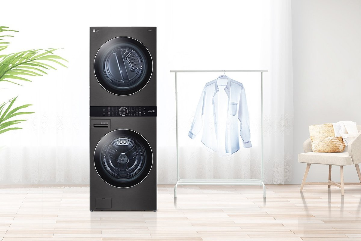 IFA 2020: LG WashTower™ ustanawia nowy standard wydajności i wygody w pielęgnacji ubrań