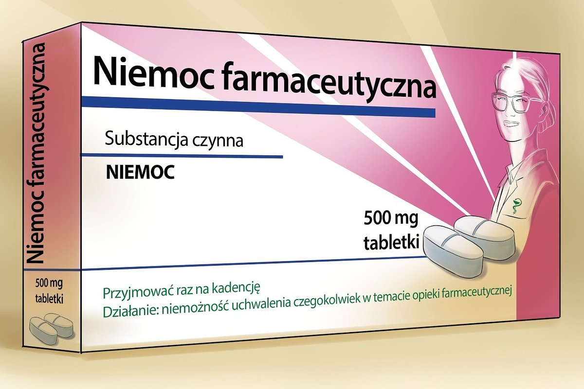 Komu przeszkadza opieka farmaceutyczna? [ANKIETA]