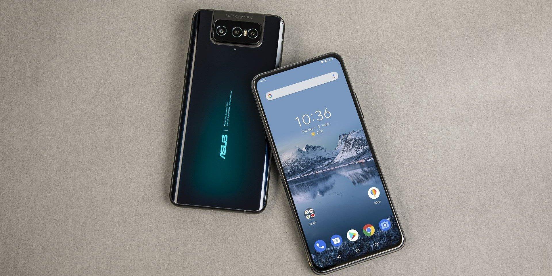 ASUS prezentuje smartfony z serii ZenFone 7