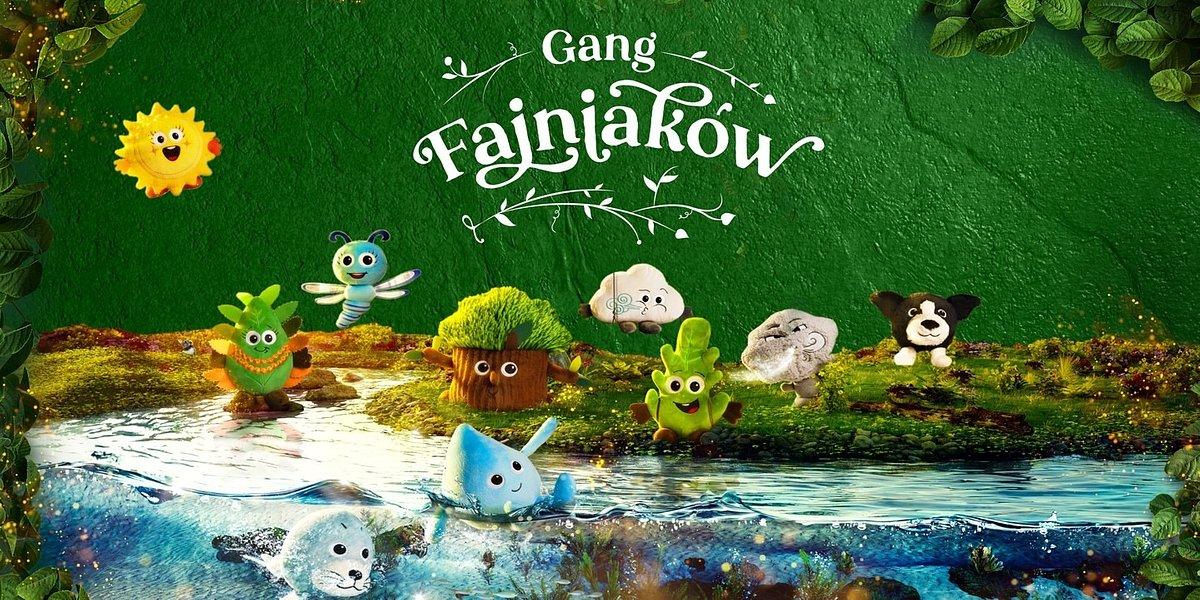 Gang Fajniaków – nowi superbohaterowie Biedronki