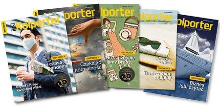 Kolporter od 25 lat wydaje branżowy miesięcznik