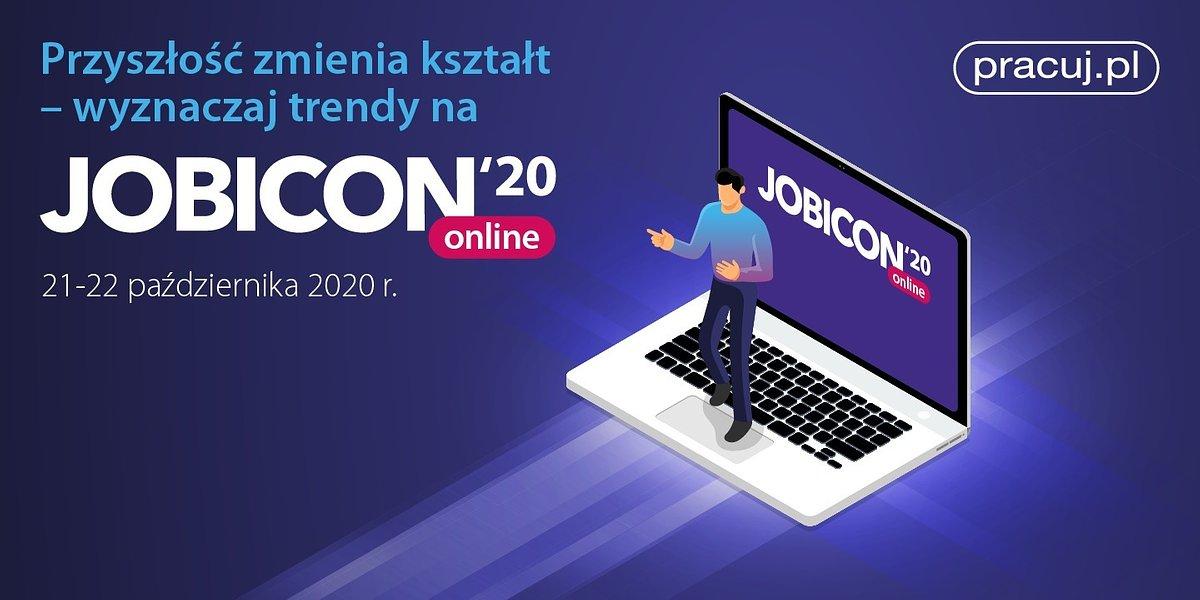 Festiwal pracy online. JOBICON w nowej formule