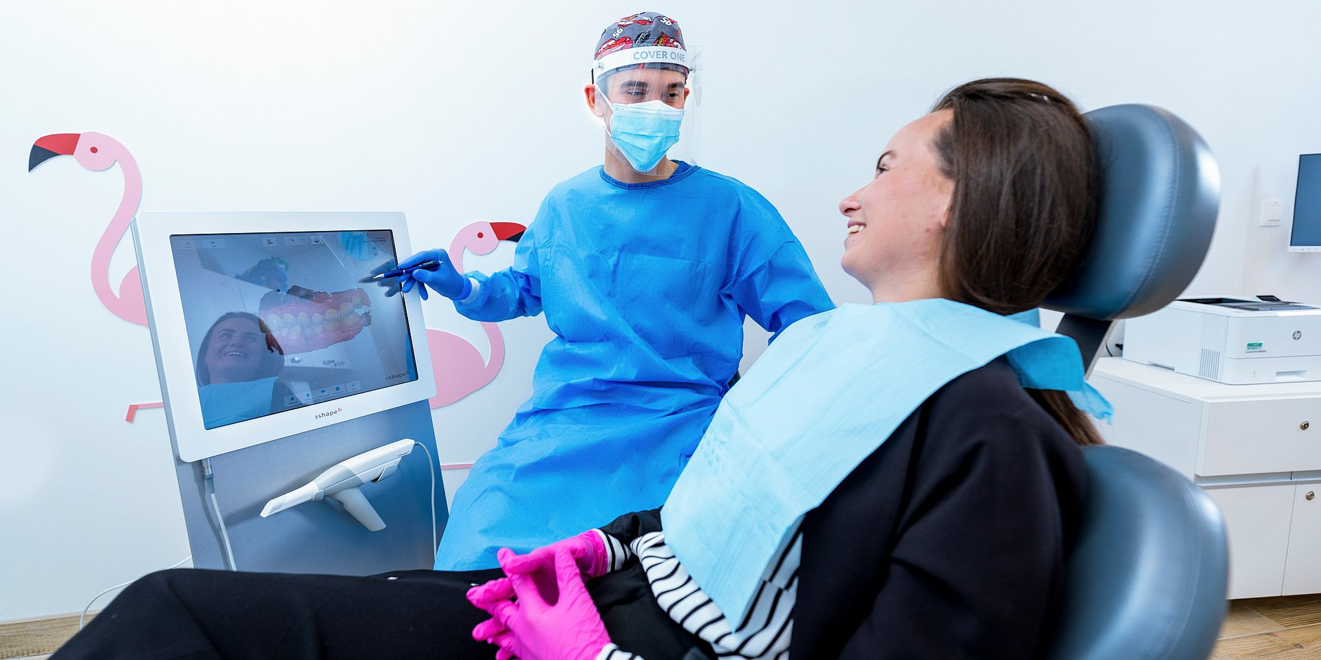 Przepis na centrum dentystyczne według Medicover Stomatologia
