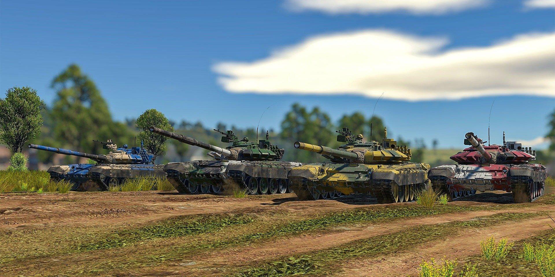 War Thunder představuje dva nové režimy inspirované reálnými vojenskými soutěžemi