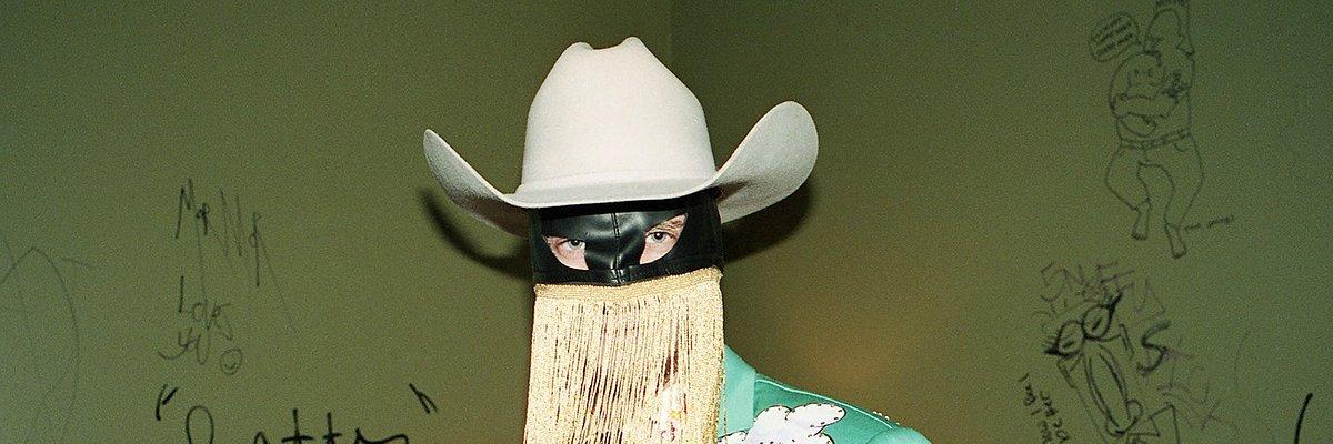 Zamaskowany kowboj z nową EPką.