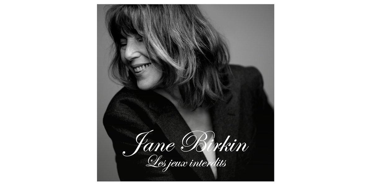 """Jane Birkin zapowiada płytę singlem """"Jeux interdits"""""""