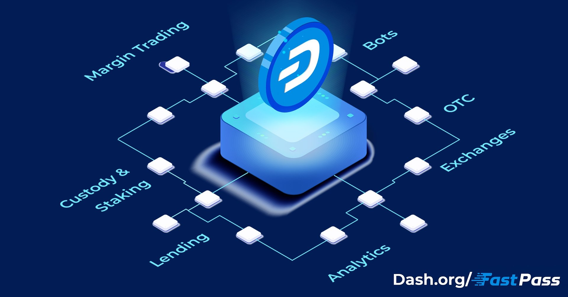 Dash Launches FastPass Network For Professional Traders