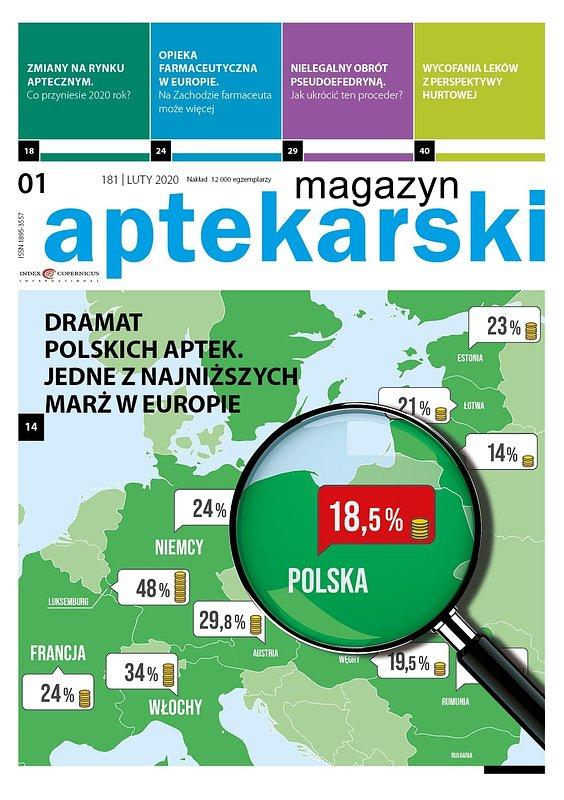 """""""Magazyn Aptekarski"""", luty 2020"""
