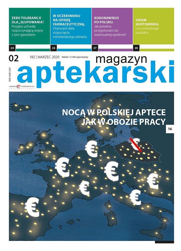 """Magazyn Aptekarski"", marzec 2020"
