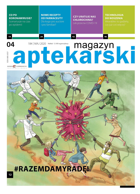 """""""Magazyn Aptekarski"""", maj 2020"""
