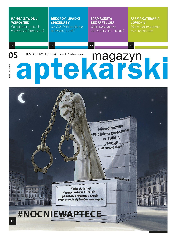 """""""Magazyn Aptekarski"""", czerwiec 2020"""