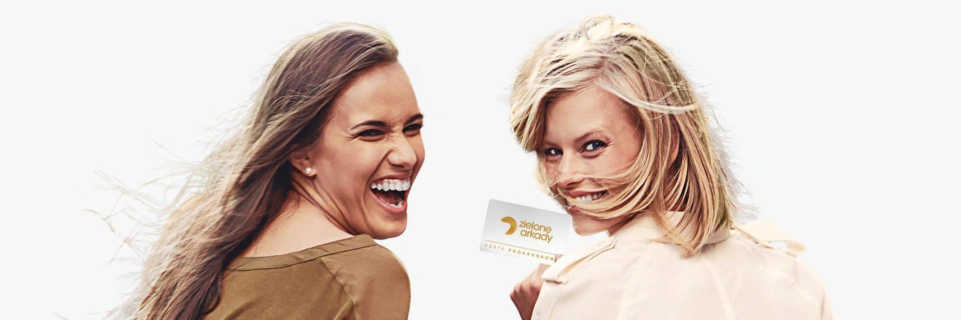 Zielone Arkady kuszą kartami podarunkowymi z bonusem