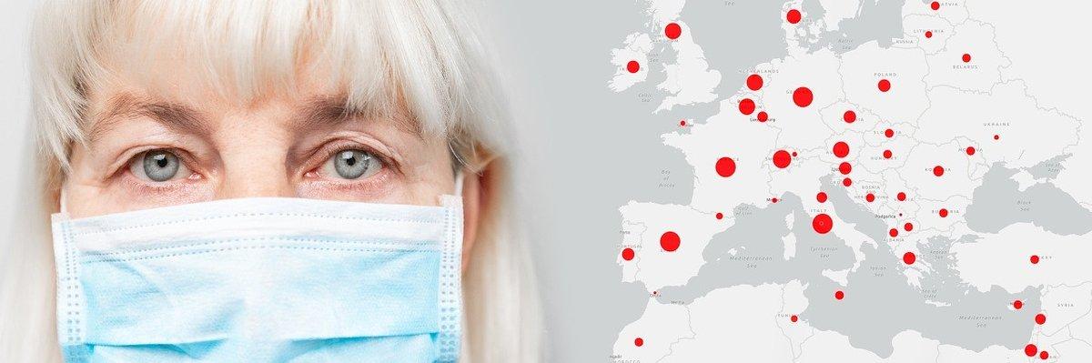 Wirus już tak nie zabija. Niższa śmiertelność w Europie