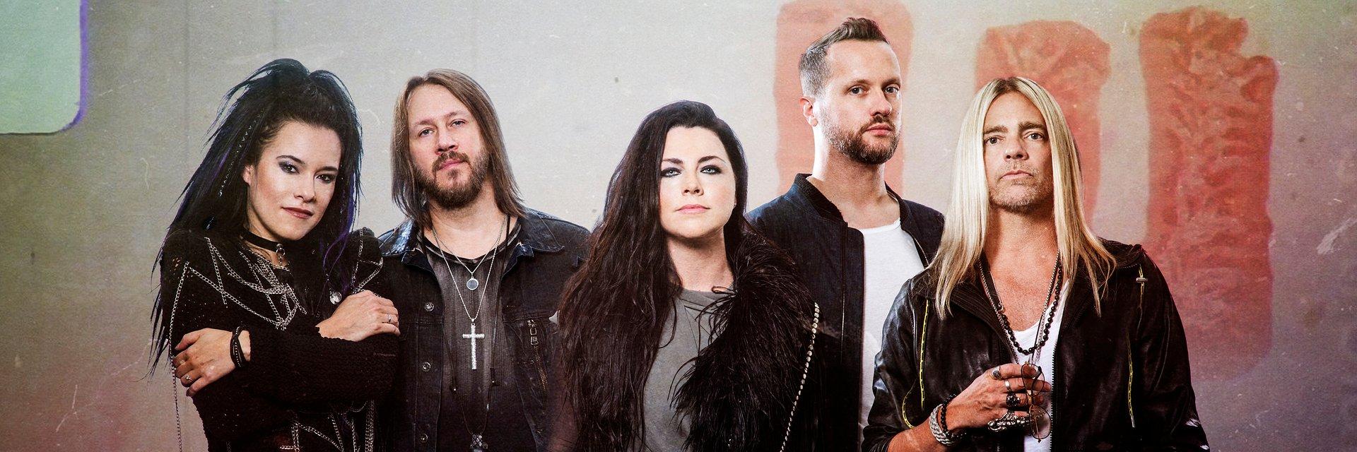 Evanescence w nowym teledysku