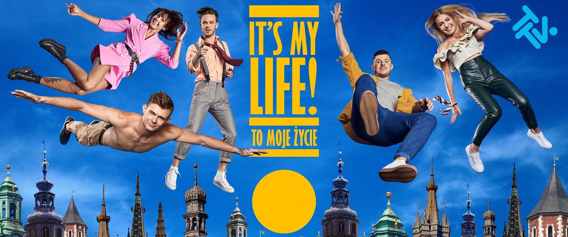 """Kim są Arek, Mateusz, Alona, Justyna oraz Patryk? Uczestników """"It's my life! To moje życie"""" widzowie poznają już dziś o godz. 22:00 na antenie TTV!"""