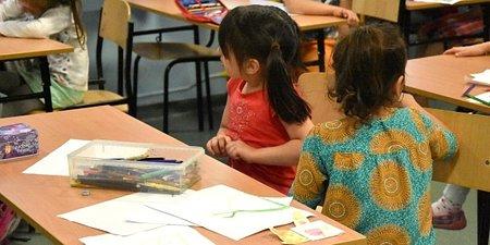 Nowy rok szkolny dla dzieci w procedurze uchodźczej
