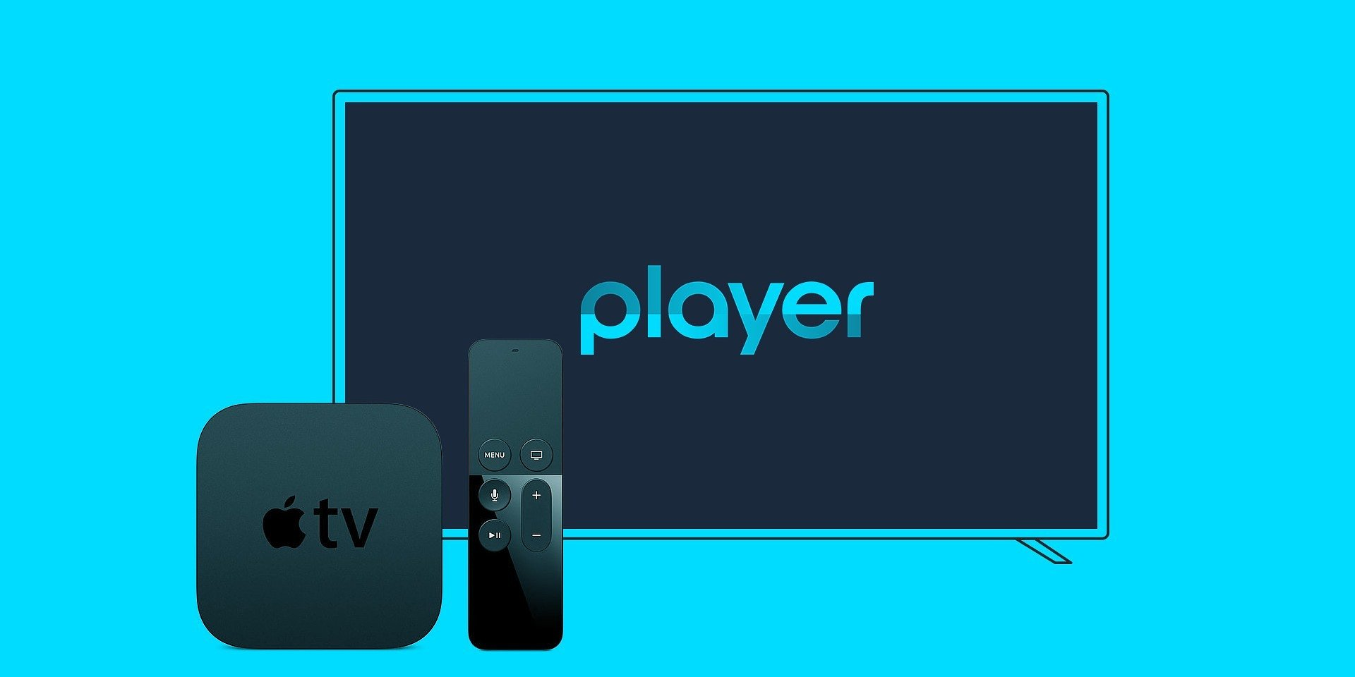 Player dostępny na Apple TV!