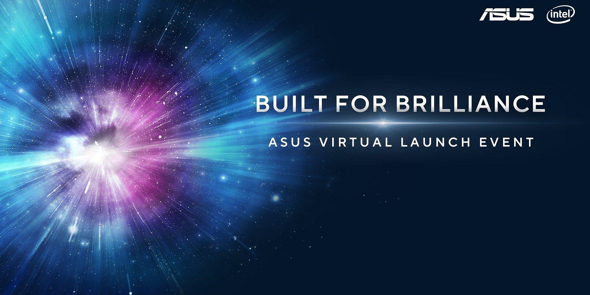 ASUS prezentuje nową linię laptopów wyposażonych w procesory Intel Core 11. generacji oraz pierwszy laptop spełniający wymagania platformy Intel Evo.