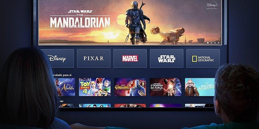 Disney+ anuncia lista completa de conteúdos disponíveis no dia do lançamento