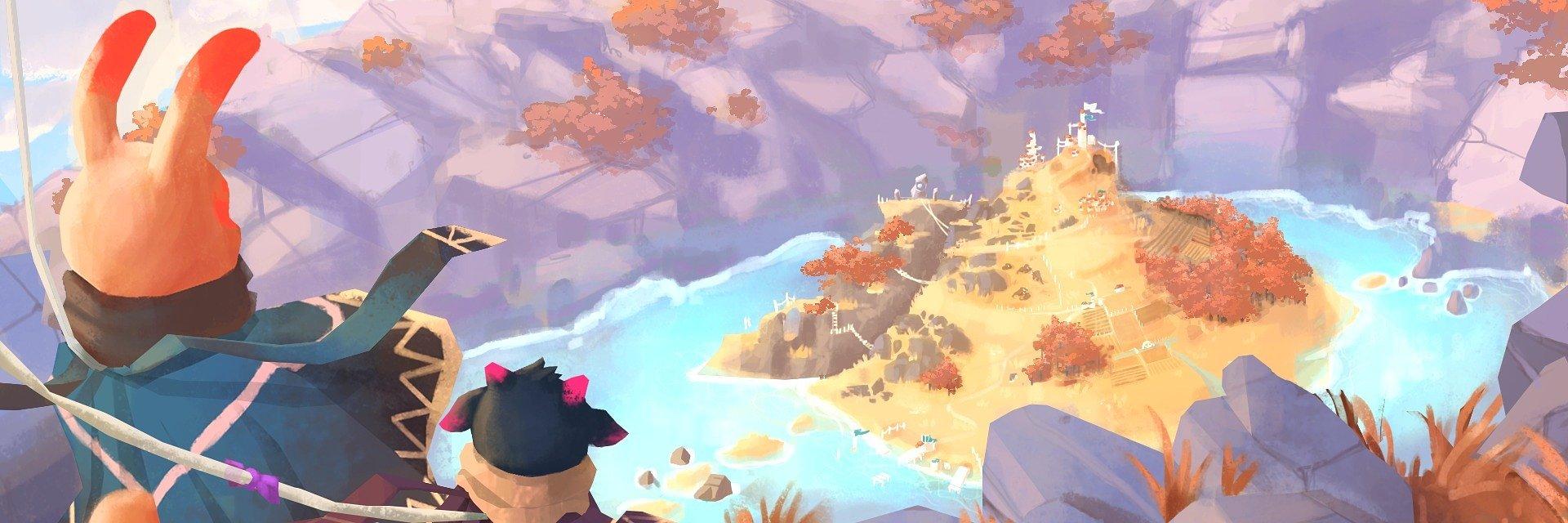 As Far As The Eye, turowy, koczowniczy village builder trafi na Steam już 10 września!