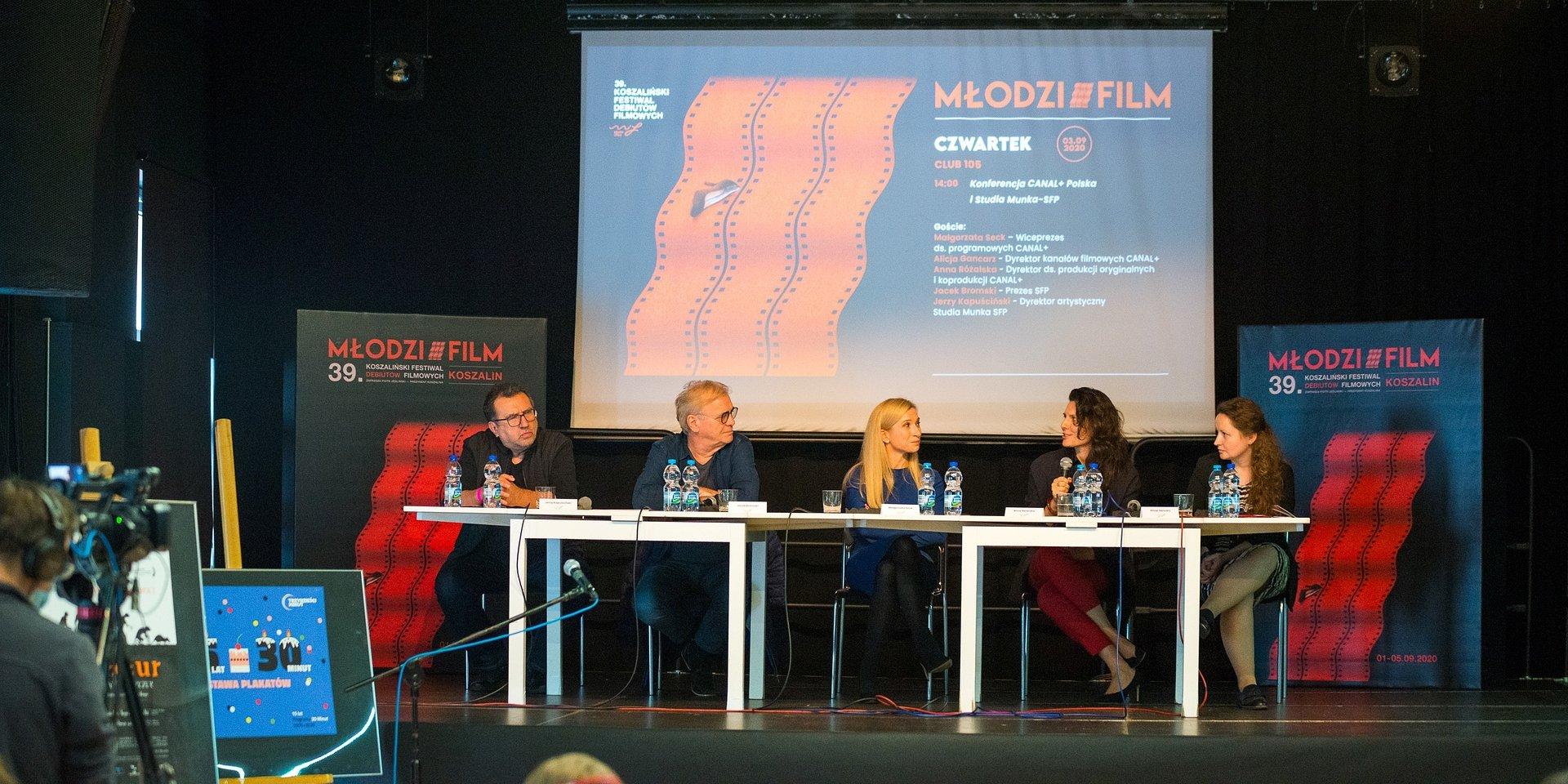 CANAL+ Polska i Studio Munka SFP wspólnie wyprodukują serię reżyserskich debiutów o tematyce współczesnej