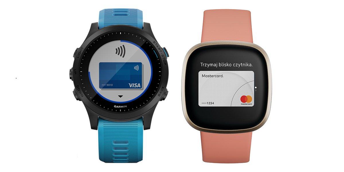 Garmin Pay i Fitbit Pay dostępne w Bankach Spółdzielczych Grupy BPS oraz w Banku BPS