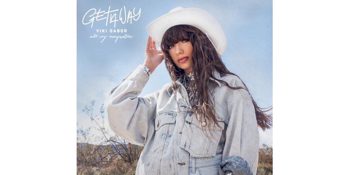 """Getaway (Into My Imagnation)"". Debiutancki album Viki Gabor już dostępny"
