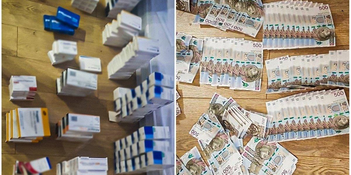 Wywozili leki za granicę. NFZ stracił na tym 11 mln zł