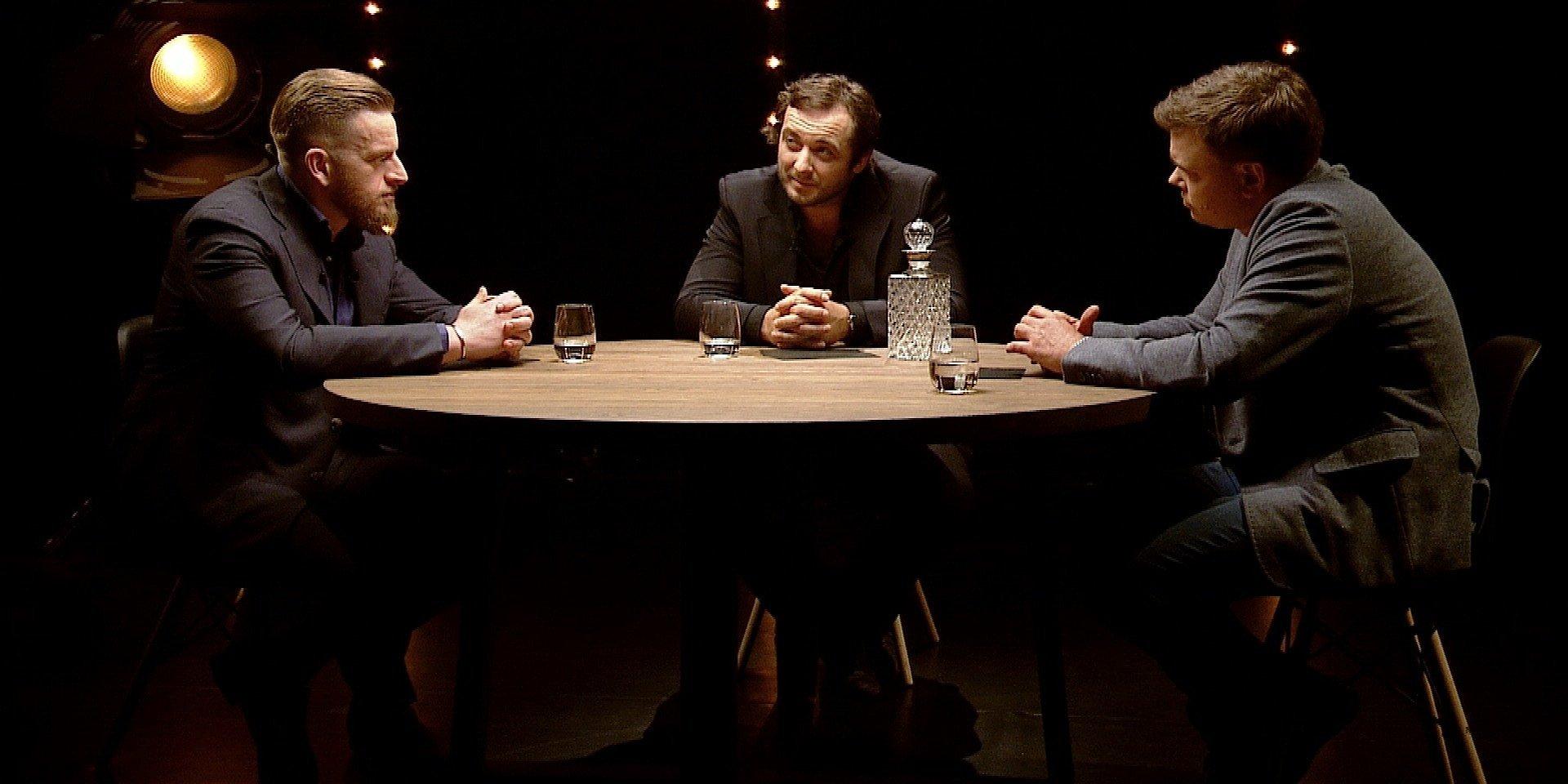 KRÓL: PROLOG. Rozmowa trzech twórców: reżysera, pisarza i aktora.