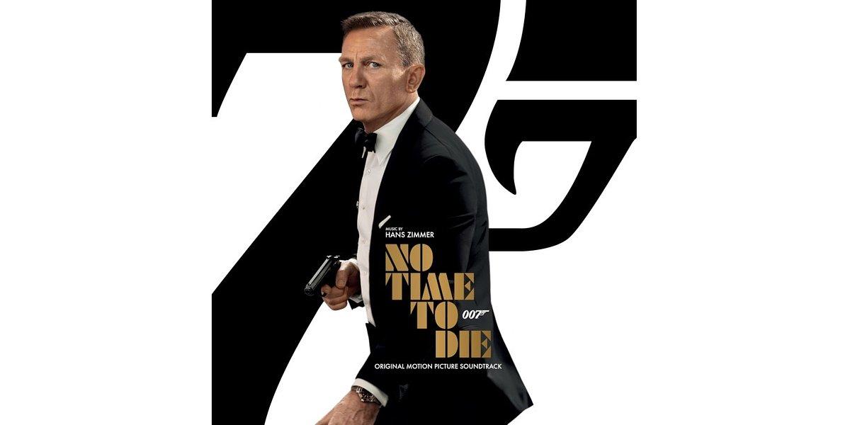Decca Records ujawnia okładkę soundtracku najnwoszego filmu o Bondzie