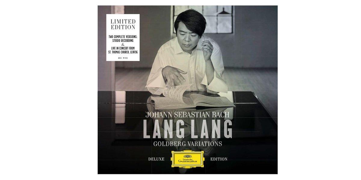 "Lang Lang prezentuje rozszerzoną wersję albumu ""Johann Sebastian Bach – Goldberg Variations"""