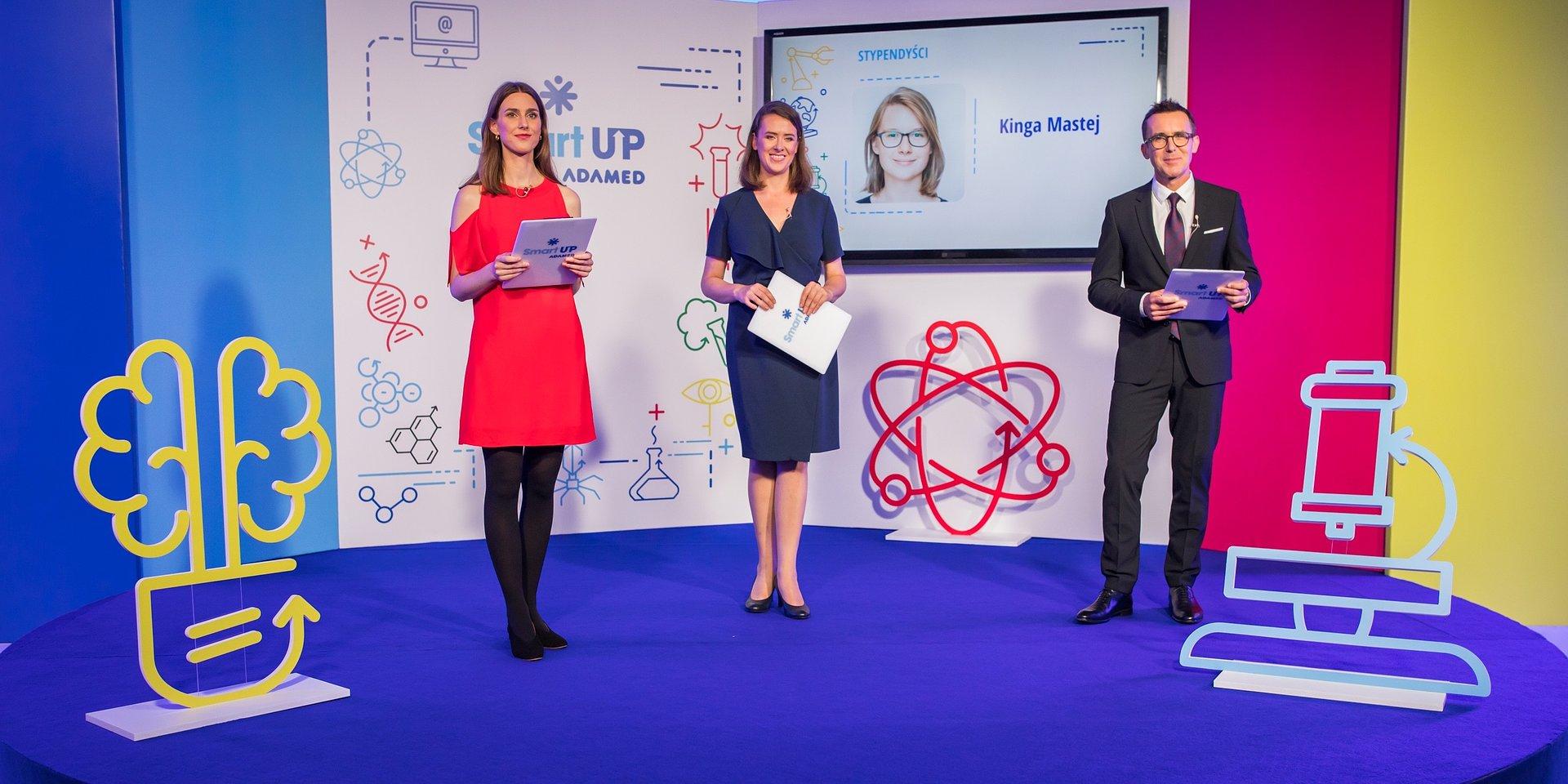 Poznaliśmy laureatów 6. edycji programu ADAMED SmartUP