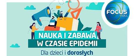 Bezpieczne zajęcia dla dzieci i dorosłych w Piotrkowie Trybunalskim. Poznaj ich ofertę w Focus Mall.