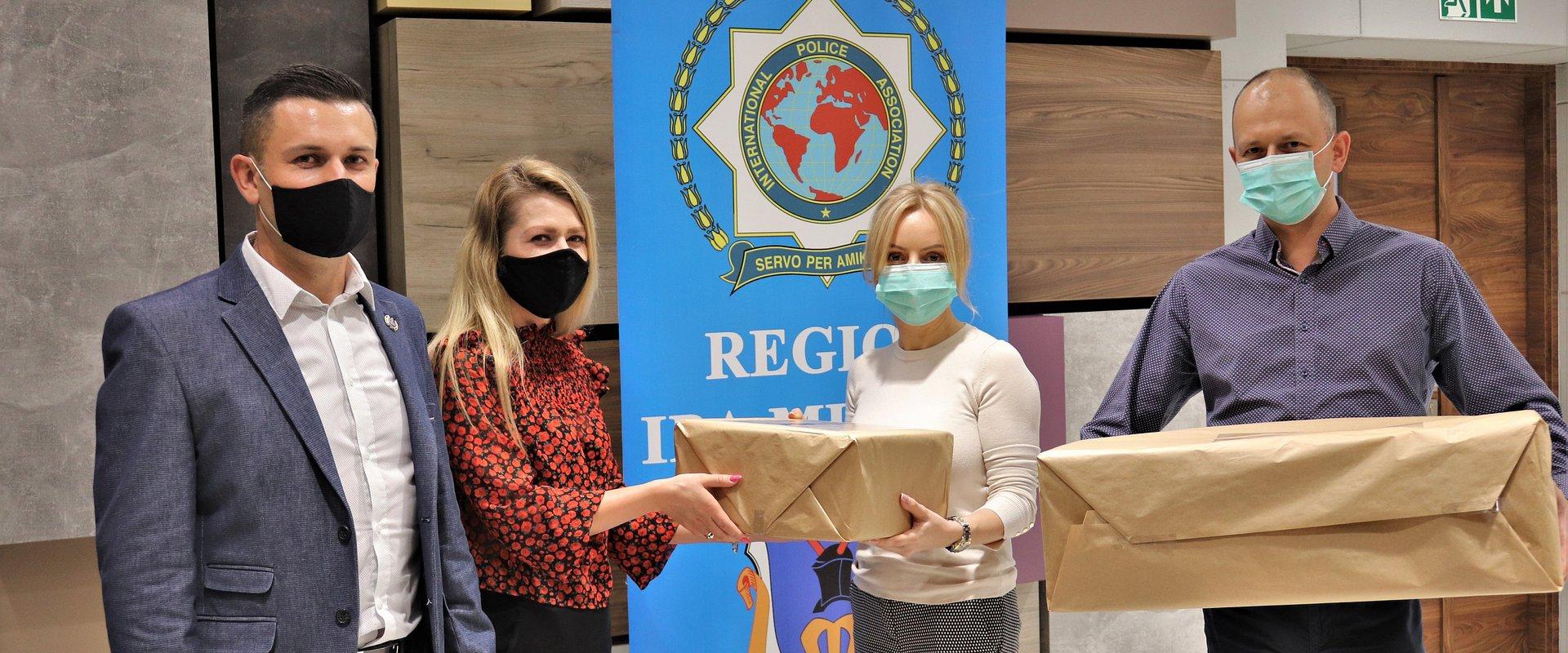 Fantom i defibrylator do nauki pierwszej pomocy trafiły do IPA Mielec
