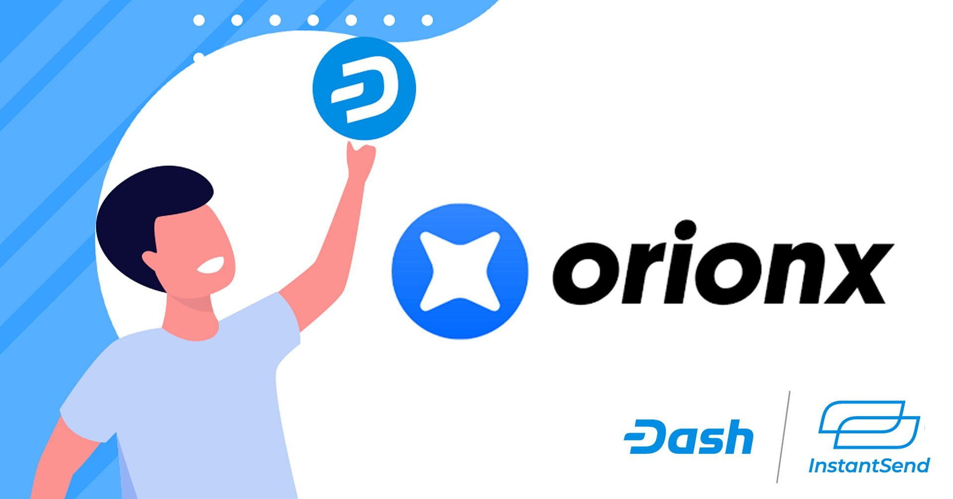 Dash InstantSend Enabled On OrionX, Chile's Most Advanced Crypto Platform